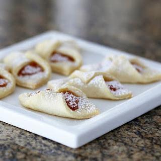 Jam-Filled Kolache Cookies.