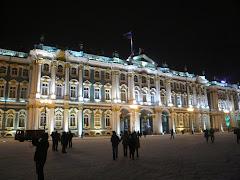 Visiter Ermitage