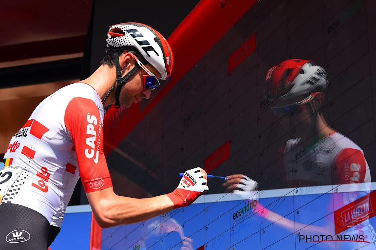 """Sander Armée niet te spreken over opgelegde sanctie door UCI: """"Wat een schande"""""""