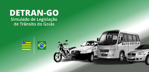 Simulado Detran Goiás Go 2020 On Windows Pc Download Free