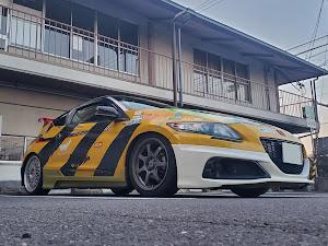 CR-Z ZF1 のカスタム事例画像 黄色い閃光さんの2020年04月06日22:35の投稿