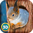 Forest Squirrel Simulator 3D icon