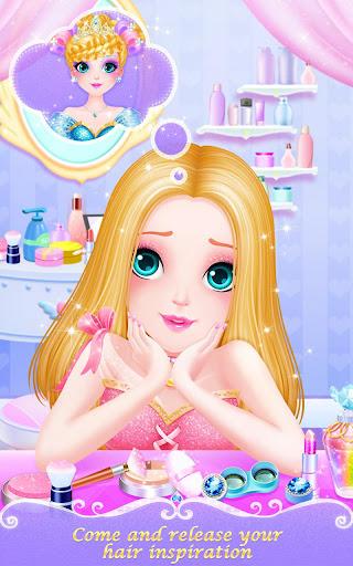 Sweet Princess Hair Salon 1.3 screenshots 7