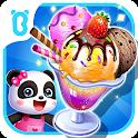 Baby Panda's Ice Cream Shop icon