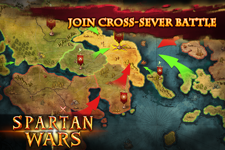 Spartan Wars: Blood and Fire- screenshot