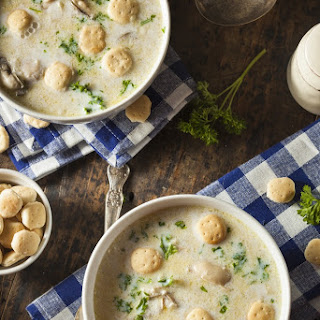Quick Clam Chowder