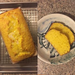 Lemon Loaf.