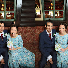 Wedding photographer Aleksandra Khlebnikova (YourAlexandra). Photo of 10.07.2015