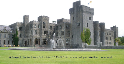 "Photo: A Prayer to be Kept from Evil ~ John 17:15-19 'I do not ask that you take them out of world...'  Image: Ashford Castle, Co. Mayo, Ireland  Praying Scripture  Pray With Me: Developing A Culture Of Prayer...  John 17:15-19 ""I do not ask that you take them out of world but that you keep them from the evil one. They are not of the world just as I am not of the world. Sanctify them in the truth; your word is truth. And for their sake I consecrate myself that they also may be sanctified in the truth.""  https://sites.google.com/site/theinspirational/praying-scripture-a-prayer-for-the-faith-to-forgive-genesis-50-19b-21a/a-prayer-for-the-glory-of-god-exodus-33-18-please-show-me-your-glory/a-prayer-for-god-s-presence-in-the-midst-of-injustice-genesis-39-20-21-23-esv/a-prayer-to-die-to-self-will-john-12-24-truly-truly-i-say-to-you-unless-a-grain-of-wheat-falls-in-the-earth-and-dies/a-prayer-for-personal-peace-john-14-27-peace-i-leave-with-you-my-peace-i-give-unto-you/a-prayer-to-renounce-fear/a-prayer-for-fruitfulness-john-15-4-8-9-abide-in-me-and-i-in-you/a-prayer-to-be-kept-from-evil-john-17-15-19-i-do-not-ask-that-you-take-them-out-of-world  LATEST; https://sites.google.com/site/theinspirational1/"