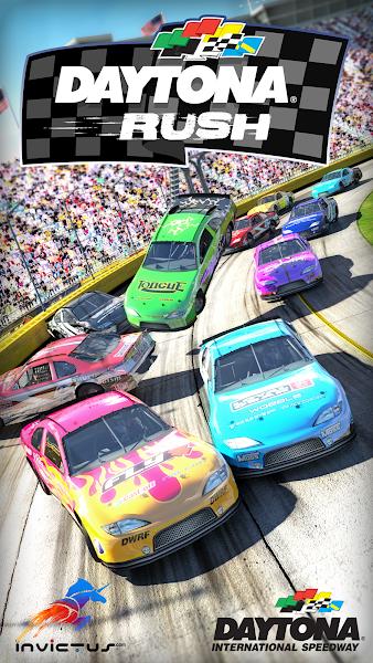 Daytona Rush v1.9.5 (Mod Money)