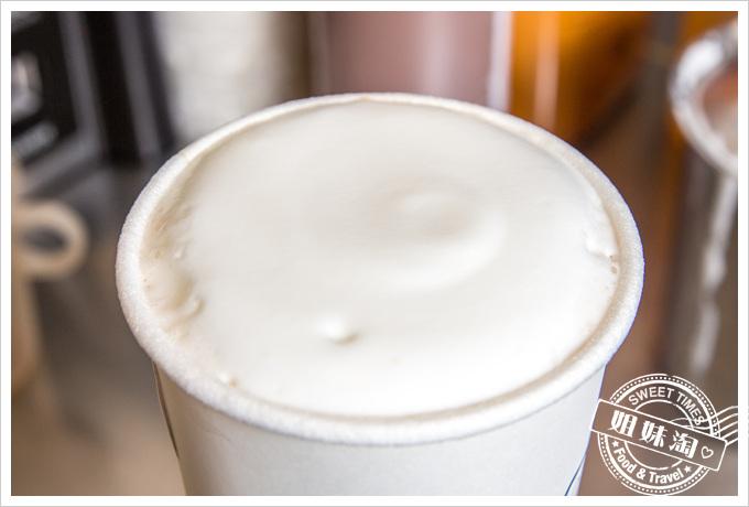 咖啡平方重乳拿鐵