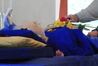 Photo: farewell our dear Swamiji