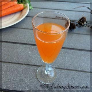 Homemade Carrot Wine