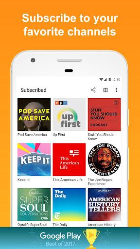 Castbox: Free Podcast Player, Radio & Audio Books  screenshots 3