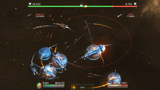 Stellaris: Galaxy Command, Sci-Fi, space strategy screenshots 8