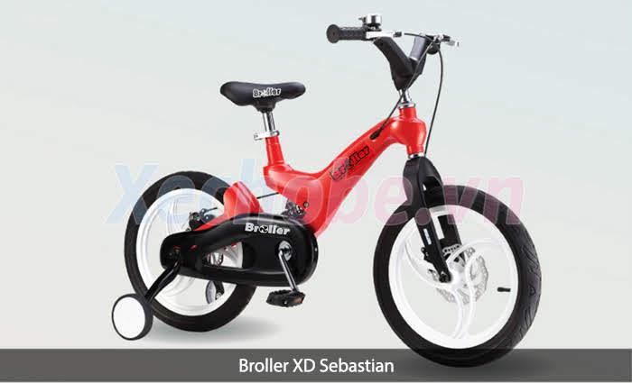 xe đạp cho bé Broller Sebastian