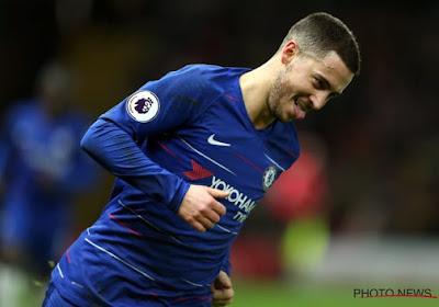 ? Insolite : Hazard donne son maillot à un supporter qui envahit le terrain