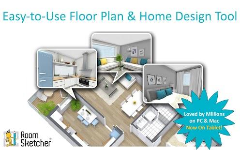 RoomSketcher Home Designer - náhled