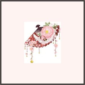 薫る花の扇