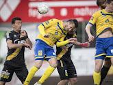 STVV en Lokeren speelden 2-2 gelijk op Stayen