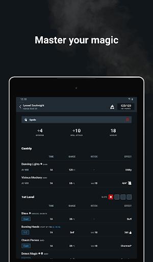 D&D Beyond Player Tools screenshot 22