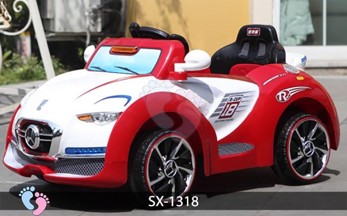 Xe oto điện trẻ em SX-1318 7