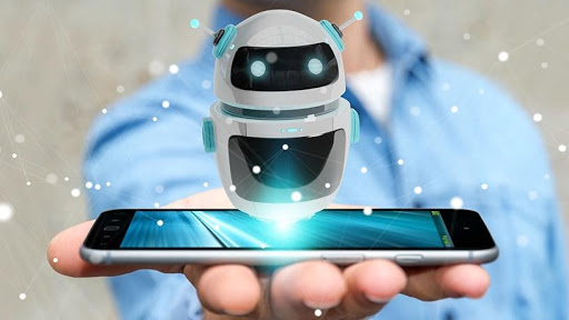 FinChatBot develops chatbots for financial service providers.