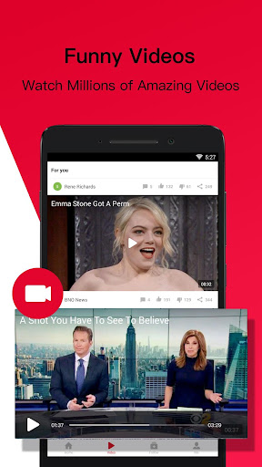 News Republic app (apk) free download for Android/PC/Windows screenshot