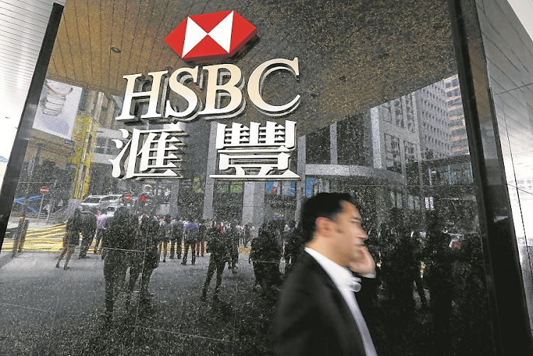 Hong Kong insurer 'to snap up HSBC stake' in joint venture