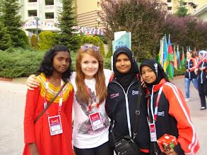 Photo: Turkish Olympiads 2012 -Medalists