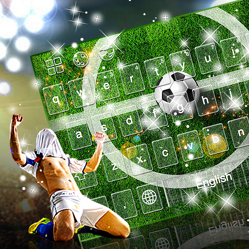 Football Keyboard Theme