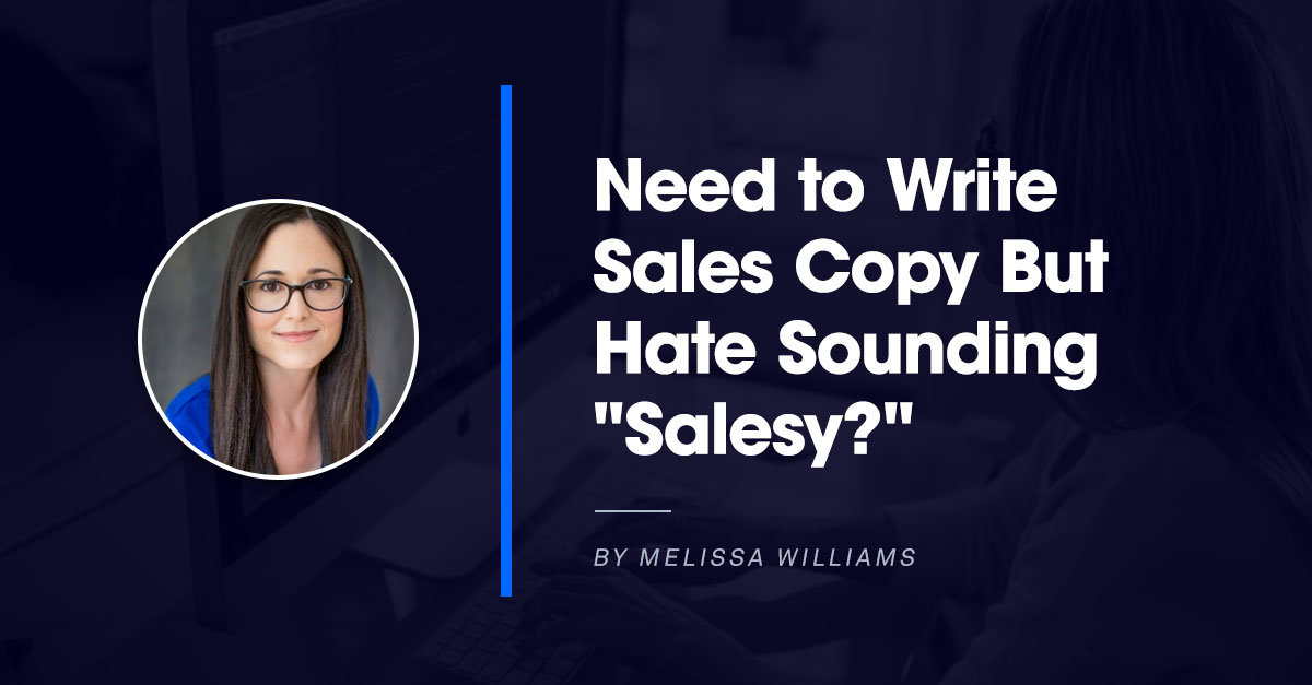 How to Write Better Sales Copy Through Storytelling