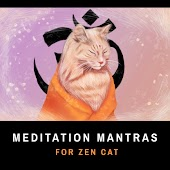 Meditation Mantras for Zen Cat (Tranquil Music for Pet Mindfulness, Calm Your Cat, Alleviate Stress, Pet Music Therapy, Time for Relax)