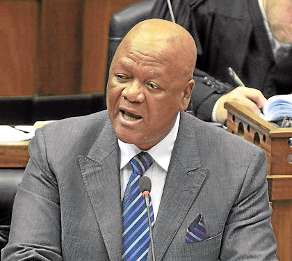 Call for clarity: Minister in the Presidency Jeff Radebe's office has been asked to explain a mandate granting the Presidency powers over budget prioritisation. Picture: SUPPLIED