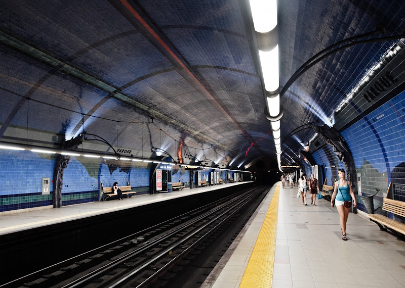 Metro di Patrix