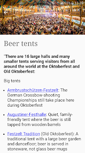 Oktoberfest - The official app of Munich- screenshot thumbnail