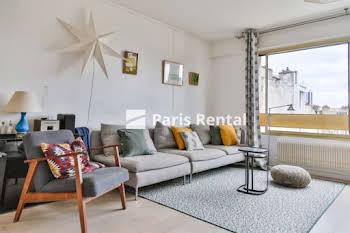 Appartement meublé 4 pièces 84 m2