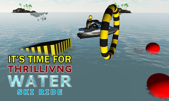 Powerboat Jet Ski Driver - screenshot