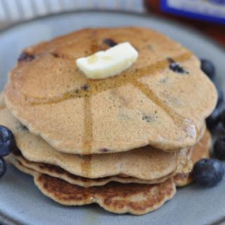 Vegan Pancakes.