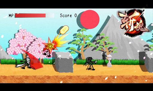 戦士の決闘忍者の世界|玩動作App免費|玩APPs