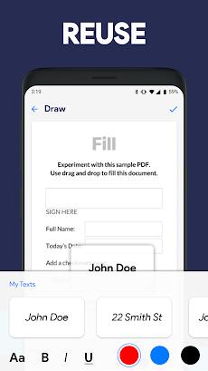 Fill: PDF Editor & Filler, Viewer. Esign, Annotateのおすすめ画像4