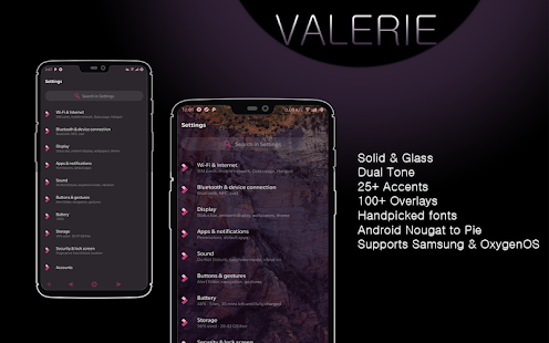 [Substratum] Valerie Screenshot