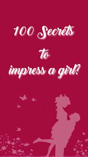 100 Secrets to impress a girl - náhled