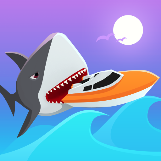 Hungry Shark Surfer APK Cracked Download