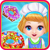 Donuts Shop Cooking Kitchen