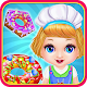 Donut in the Kitchen - Kids Cooking Game