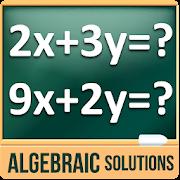 Algebraic & Linear Equation Solver - Value Finder