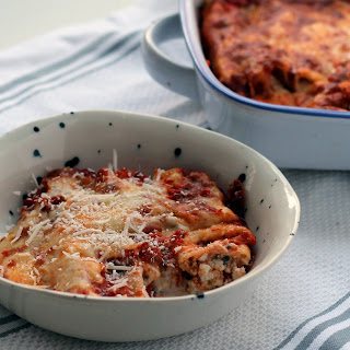 Mushroom Cannelloni Recipes.