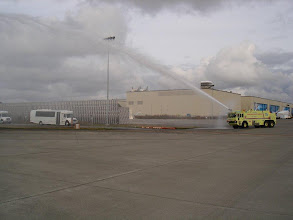 Photo: Water Canon Salute