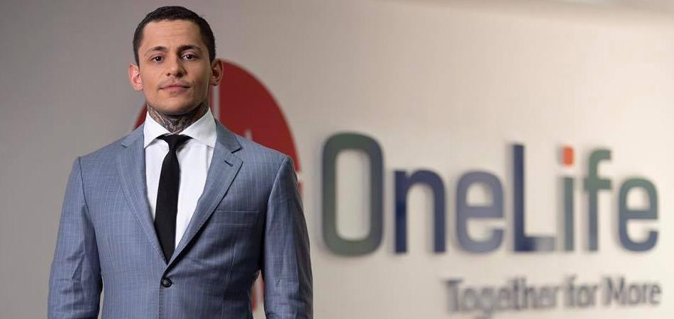 Konstantin Ignatov, co-fundador da Onecoin.